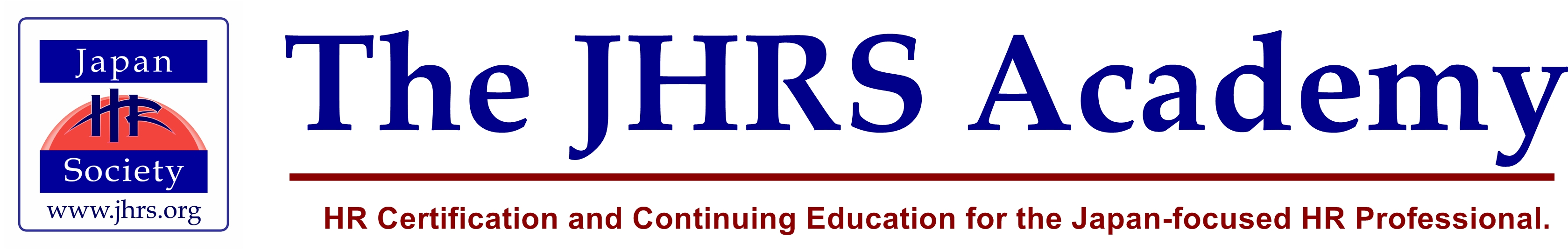 The Japan Hr Society Jhrs The Tuj Hr Certificate Program